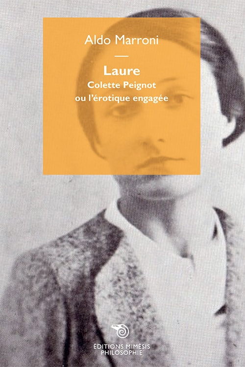france-philosophie-marroni-laure-colette-peignot
